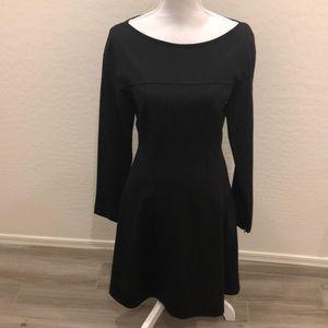 SALE!!! Theory Black Scuba Dress - NWT Sz Large